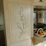cuisine sculpture olivier