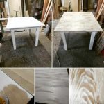 etapes de finition relloking table